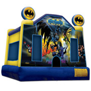 Batman Moonbounce