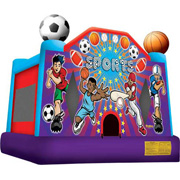 Sports USA Jump Moonbounce