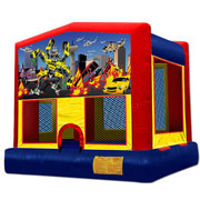 Transformers Moonbounce