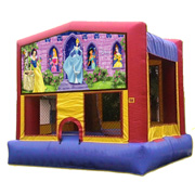 Disney Princess Moonbounce