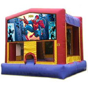 Spidermane Moonbounce