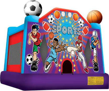 Party Rental | Sport USA Bounce